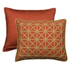 Columbiana Ribbon Pillow
