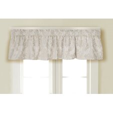 "Crystal 80"" Curtain Valance"