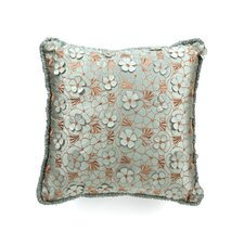 Audubon Embroidered Pillow
