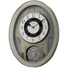 Classic Brilliance Melody Wall Clock