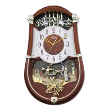 Concerto Entertainer Melody Wall Clock