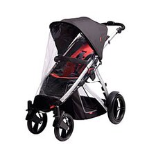 Storm Cover for Verve Buggy in Singles Mode Jogging Stroller