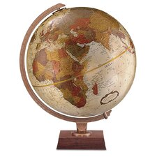 <strong>Replogle Globes</strong> Northwoods World Globe