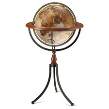 <strong>Replogle Globes</strong> Santa Fe World Globe