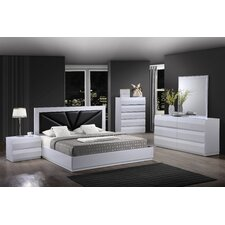 Bailey Panel Bedroom Collection