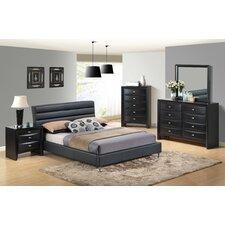 Linda Panel Bedroom Collection