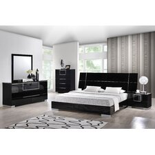 Hailey Panel Bedroom Collection