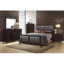 Rosa Panel Bedroom Collection