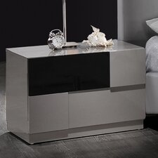 Bianca 4 Drawer Nightstand
