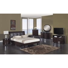 <strong>Global Furniture USA</strong> Evelyn Platform Bedroom Collection