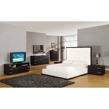 Global Furniture Usa Metro Platform Bedroom Collection Ww 26