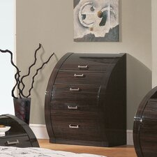 <strong>Global Furniture USA</strong> Madison 5 Drawer Chest