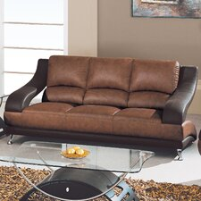 Zoe Leather Sofa