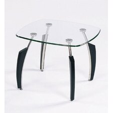 Crestone End Table - Black