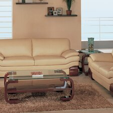 <strong>Global Furniture USA</strong> Edmund Coffee Table Set