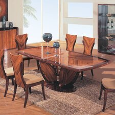 <strong>Global Furniture USA</strong> Lotus Dining Table