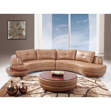 <strong>Global Furniture USA</strong> 2 Piece Sectional