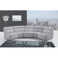 <strong>Global Furniture USA</strong> 5 Piece Sectional