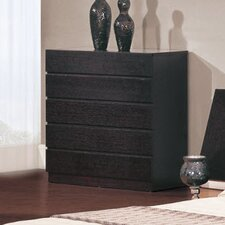 <strong>Global Furniture USA</strong> Soho 5 Drawer Chest