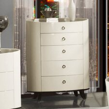 Angelica 5 Drawer Chest