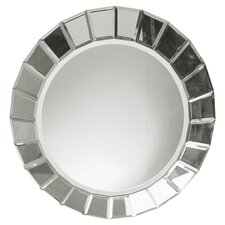 Pierrette Mirror in Silver