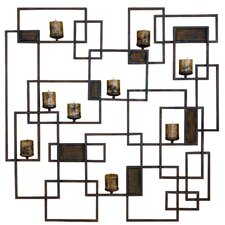 <strong>Uttermost</strong> Siam Candle Light Wall Sconce
