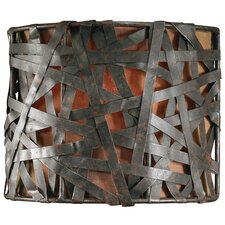 Alita 1 Light Naturals Champagne Wall Sconce