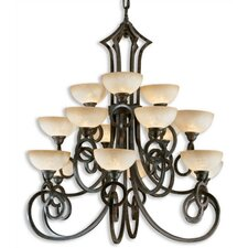 Legato 15 Light Chandelier