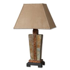 <strong>Uttermost</strong> Slate Table Lamp