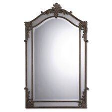 <strong>Uttermost</strong> Alvita Medium Mirror in Aged Wood