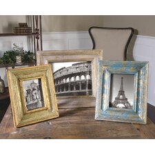 <strong>Uttermost</strong> 3 Piece Suvarna Picture Frame Set