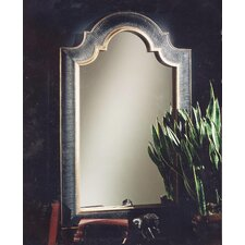 Ribbed Wall Mirror
