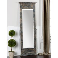 Lavina Distressed Leaner Mirror