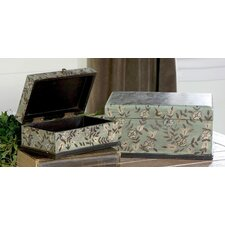 <strong>Uttermost</strong> Aciano 2 Piece Hand Painted Box Set