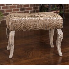 Majandra Wood Bench