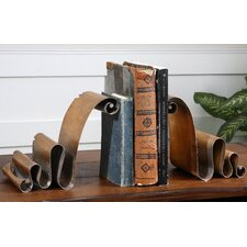 Ribbon Book Ends (Set of 2)