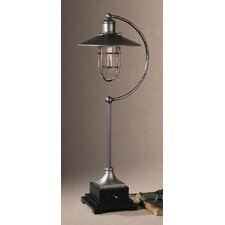 "Toledo 26"" H Table Lamp with Bowl Shade"