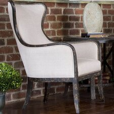 <strong>Uttermost</strong> Sandy Wing Arm Chair