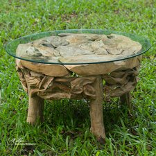 <strong>Uttermost</strong> Teak Root Coffee Table