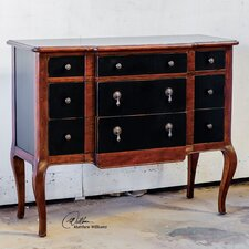 Ravenel Distressed 9 Drawer Chest