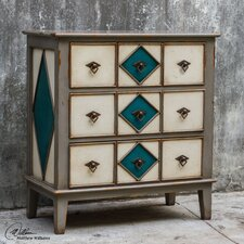 Kinzley 9 Drawer Accent Chest
