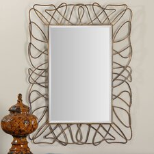 <strong>Uttermost</strong> Halsey Metal Mirror