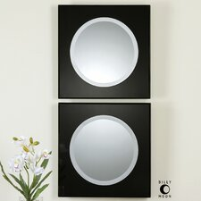 Girard Square Mirror (Set of 2)