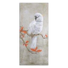 """Serene"" by Matthew Williams Original Painting on Canvas"
