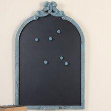"""Junia 2'7"""" x 1'8"""" Chalkboard"""