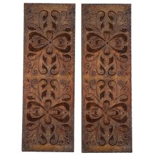 <strong>Uttermost</strong> Alexia Wall Art Panels by Moon, Billy (Set of 2)