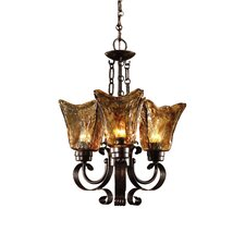 Vetraio 3 Light Chandelier