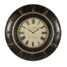 "Oversized 37"" Rudy Wall Clock"