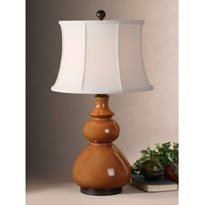 "Belfast 31"" H Table Lamp with Bell Shade"