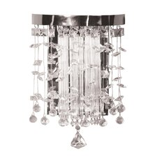 <strong>Uttermost</strong> Fascination Wall Sconce with Accent